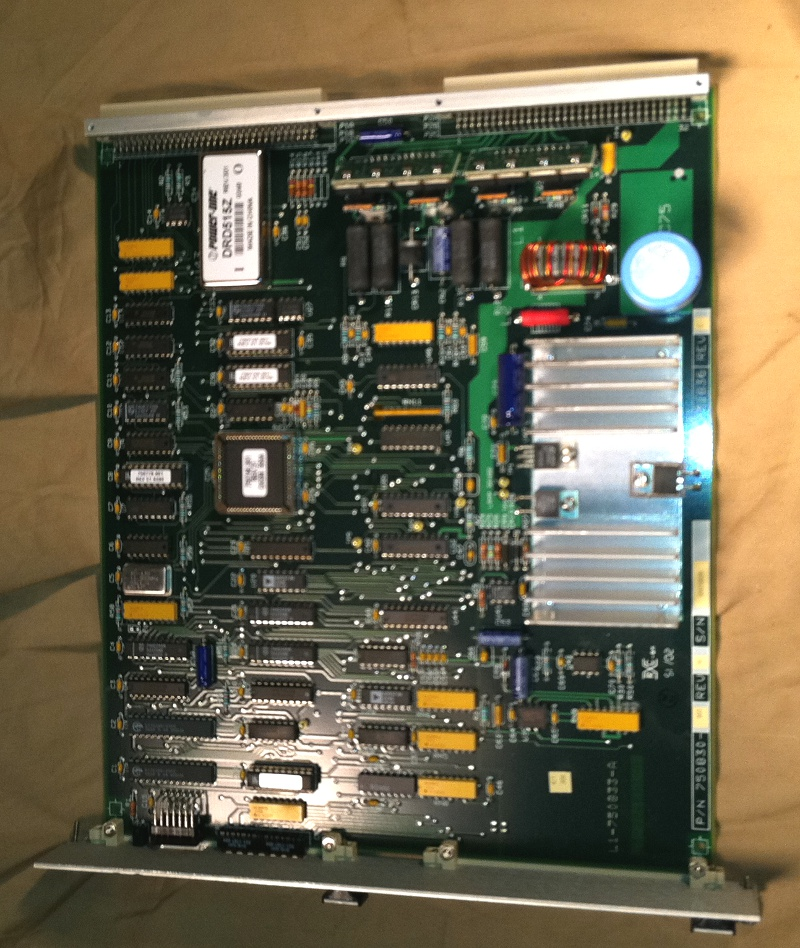Siemens Dimension Photometer PCB 800