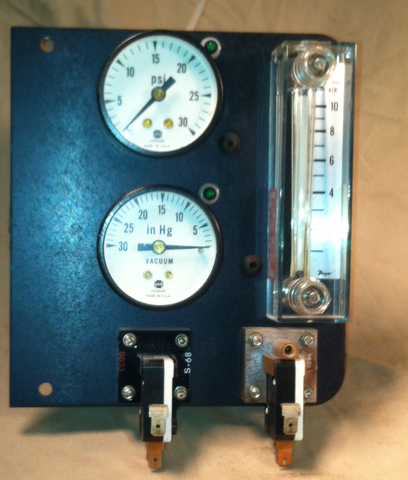 Siemens Dimension Xpand Pressure Gauge Assembly