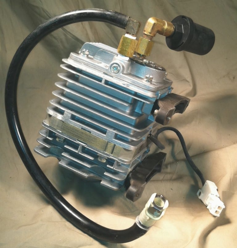 Siemens Dimension Xpand Vacume pump
