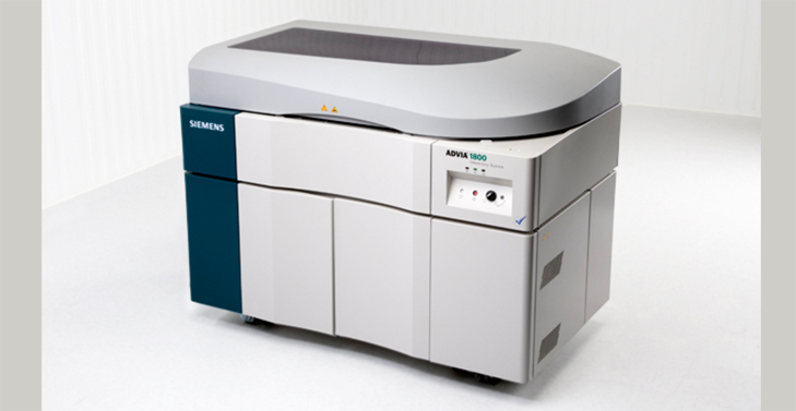 Siemens Advia 1800 Chemsitry