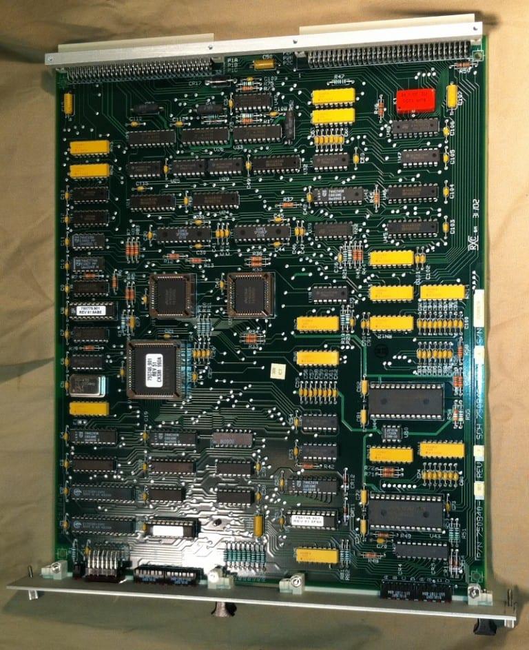 Siemens Dimension Xpand Auxillary PCB 800