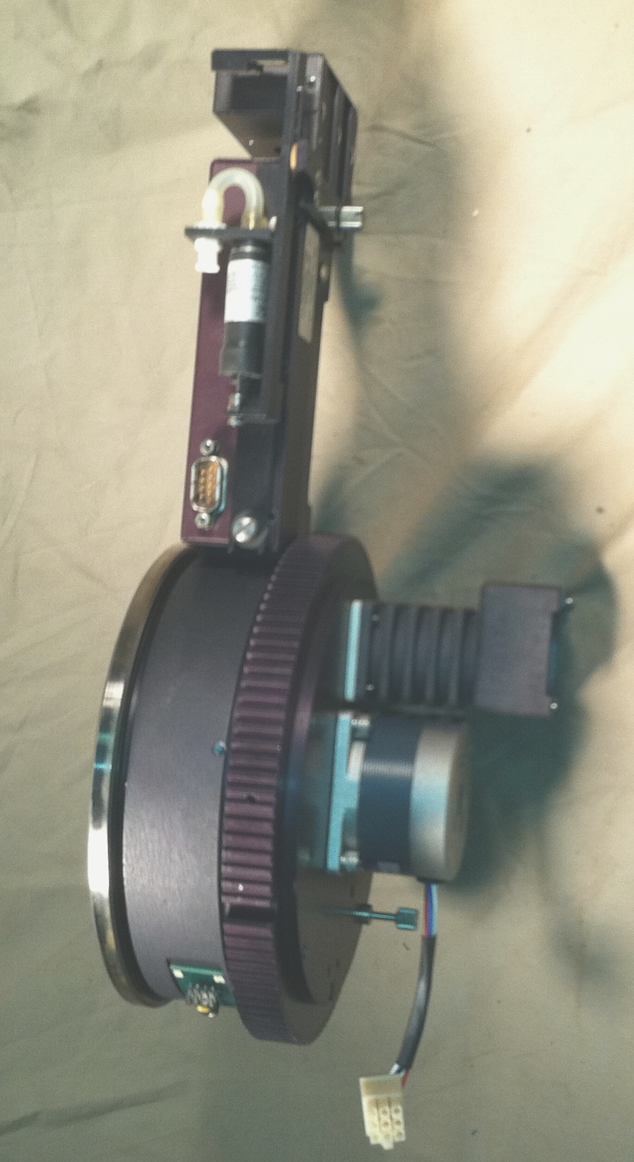 Siemens Dimension Xpand Filter wheel motor assembly
