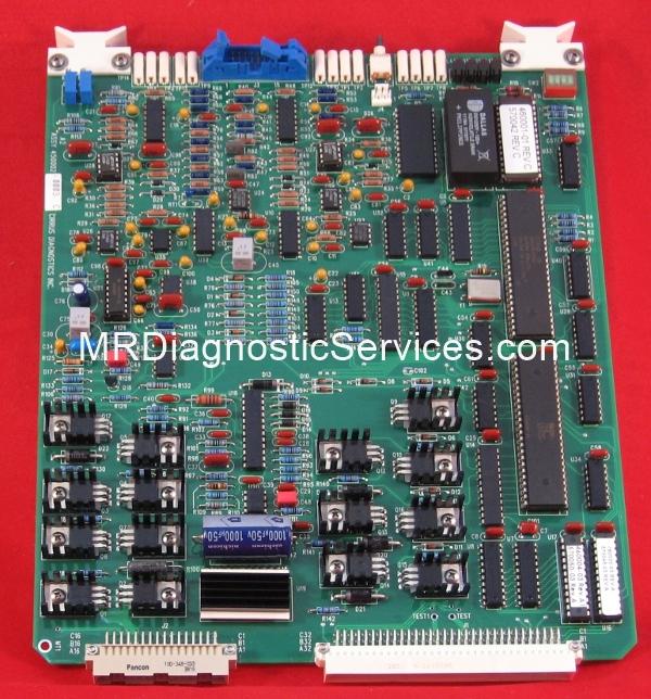 Siemens Immulite 1000 CPU Board
