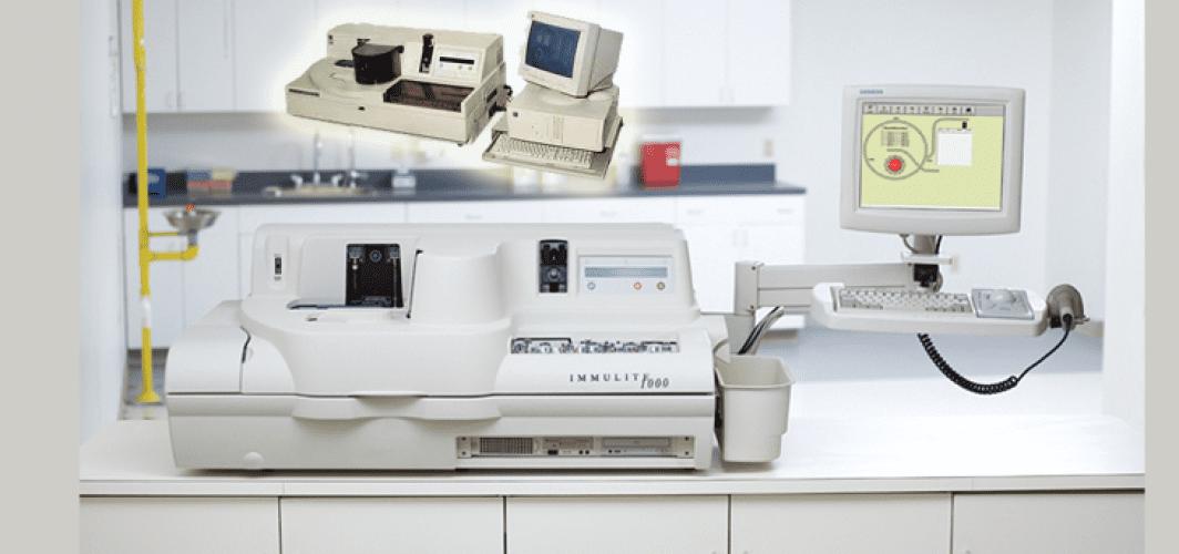 Siemens Immulite 1000 Service Sales and Parts