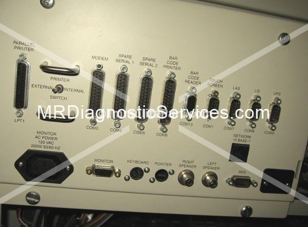 Siemens Immulite 2000 IO panel