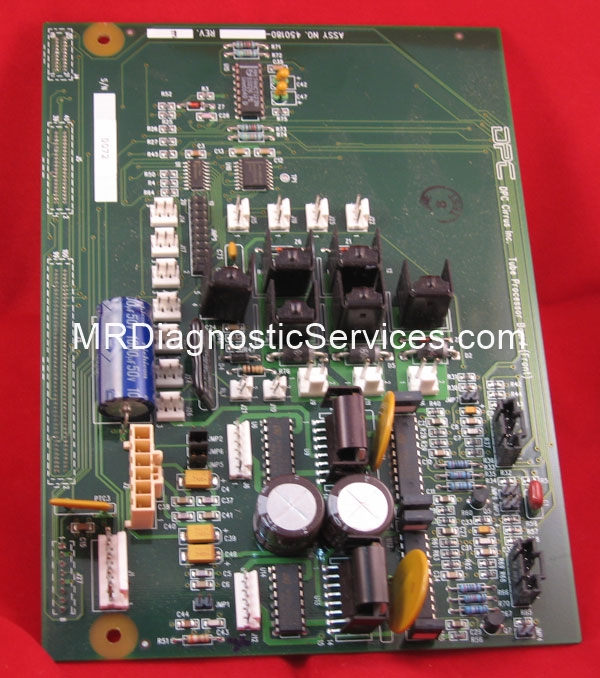 Siemens Immulite 2000 Tube Processor Front PCB