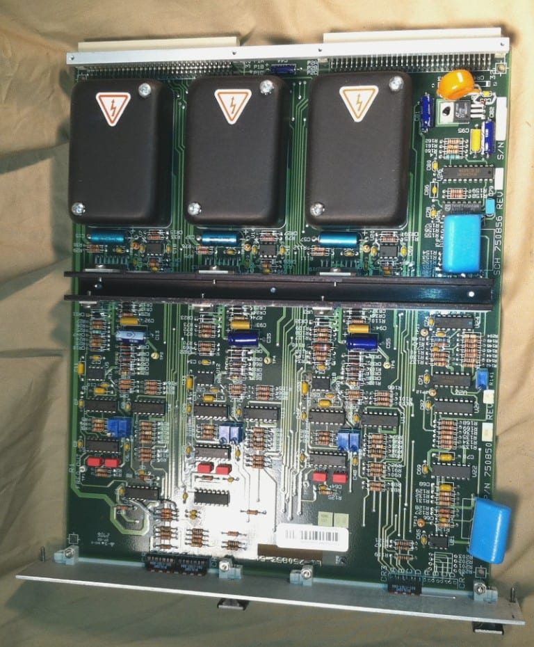 Siemens Dimension Xpand Ultrasonics PCB 800