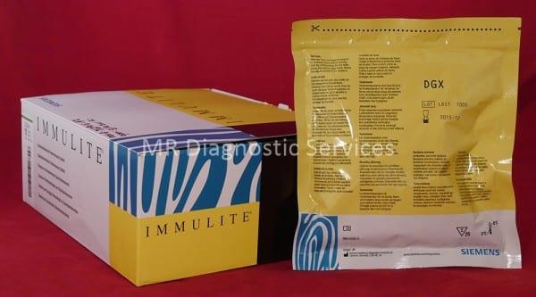 Siemens Dpc IMMULITE 1000 Reagents Digoxin 100T - LKDI1