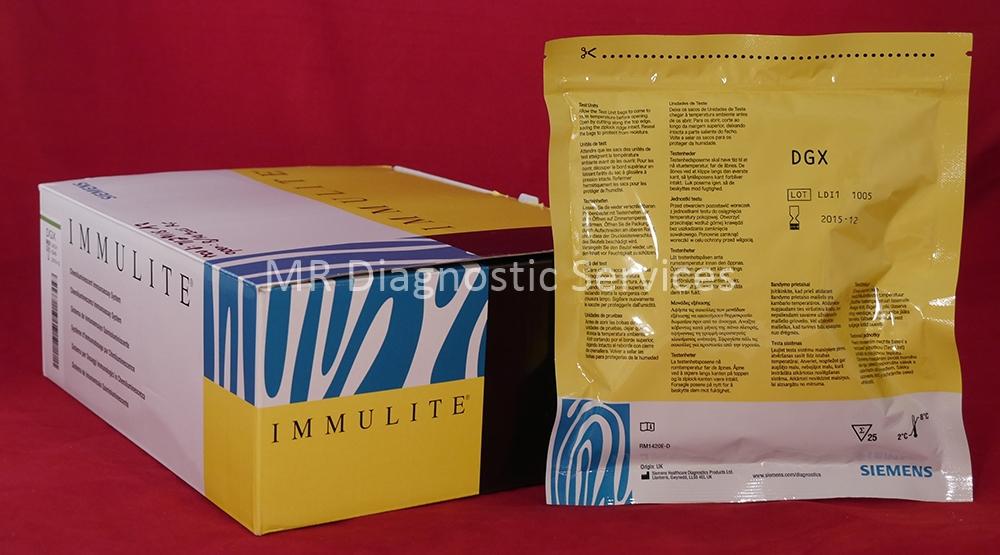 Siemens Dpc IMMULITE 1000 Reagents - Thyroglobulin (IM1000) CVM - LTYCVM
